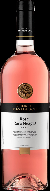 vin rose domeniile davidescu calitate permium