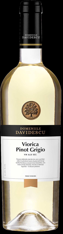 viorica pinot grigio vin alb sec
